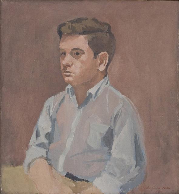 , 'Portrait of James Schuyler,' 1961, Forum Gallery