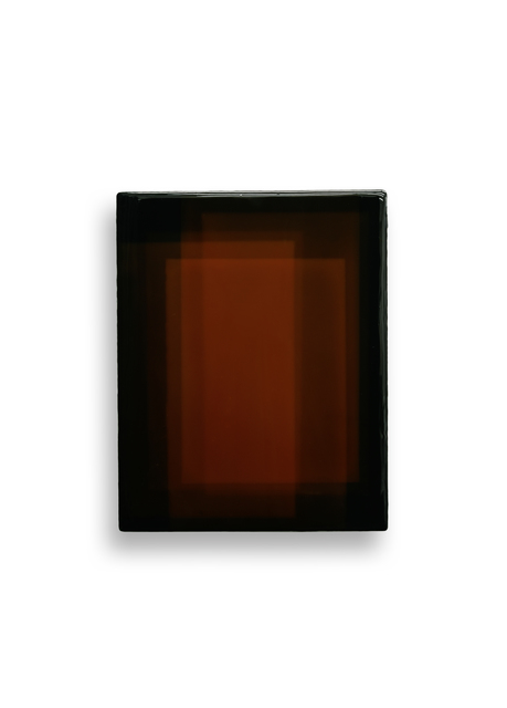 Dirk Salz, '#2517', 2019, Painting, Pigments and resin on multiplex, Victor Lope Arte Contemporaneo