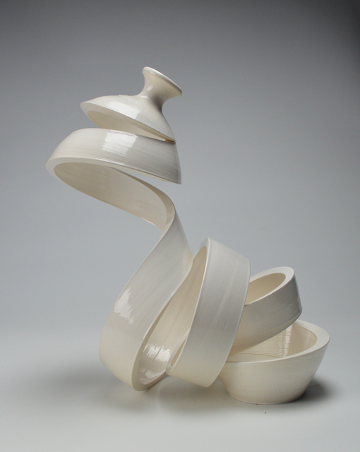 , 'Spatial Spiral: Curve I,' 2018, Lyons Wier Gallery