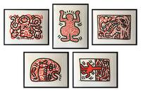Keith Haring, LUDO