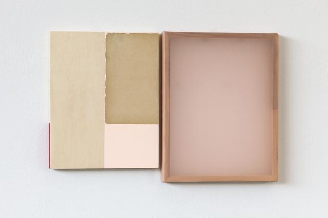, 'Tablet IV,' 2014, Ingleby Gallery