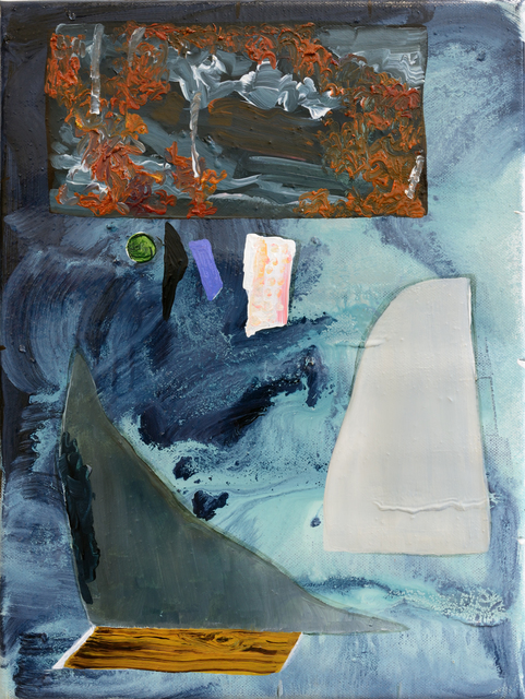 , 'Where to Dig,' 2017, Asya Geisberg Gallery