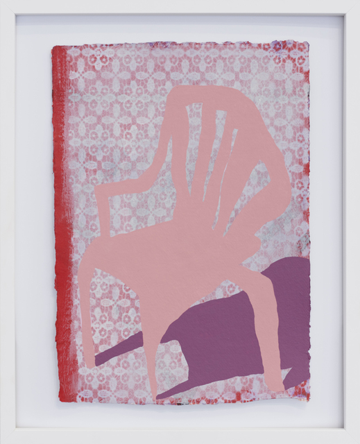 David Iain Brown, 'The Garden Chair', 2019, Ninasagt