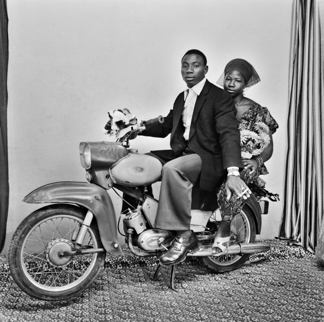 , 'Studio Malick, Bamako,' 1977, Collezione Maramotti