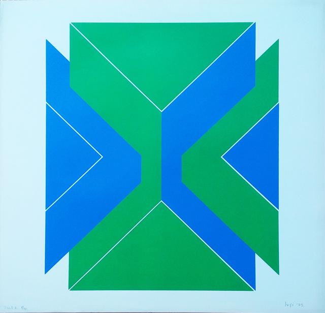 , 'Ixek 2. ,' 1979, VILTIN Gallery