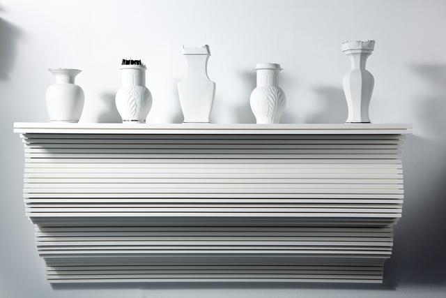 Sam Baron, 'Heritage Vase', 2013, Design/Decorative Art, Porcelain, Cristina Grajales Gallery