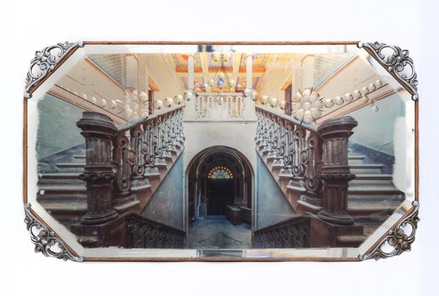 , 'Italian Staircase on Mirror ,' 2019, Charlie Smith London