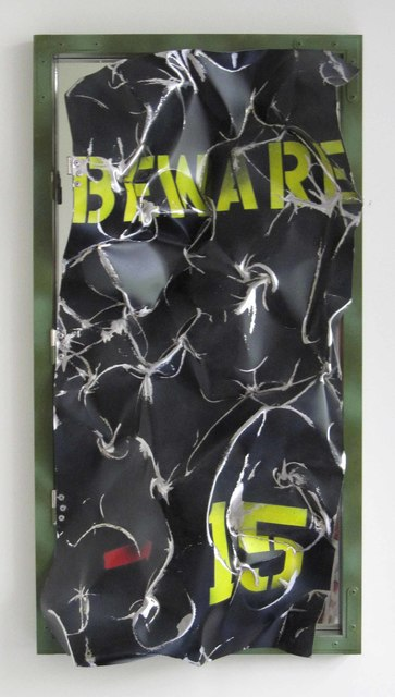 , 'BEWARE REALITY,' 2015, Sonce Alexander Gallery