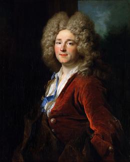 Nicolas de Largillièrre, 'Portrait of a Man', 1714, Blanton Museum of Art