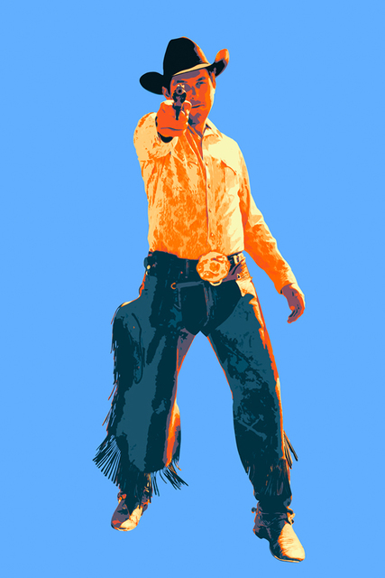 , 'Pointing Cowboy,' , Winfield Gallery