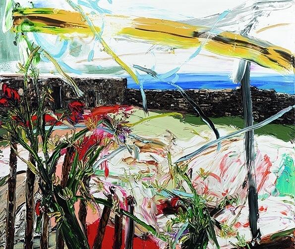 Achilleas Christides, '(SP) Flowerscape I', 2016, ARTION GALLERIES