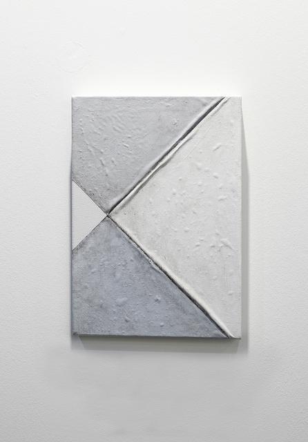, 'Arquitectura desdoblada (esquina),' 2017, Steve Turner