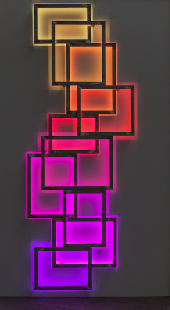 , 'Glowstick 5,' 2016, Galeria Leme