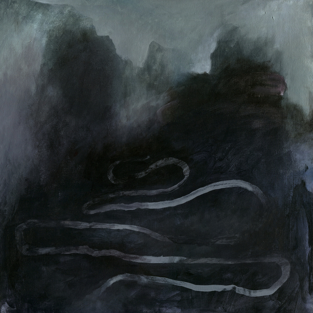 Bradley Butler, 'The World is a Dark and Terrible Place (or is it?)', 2020, Painting, Acrylic on panel, The Painting Center
