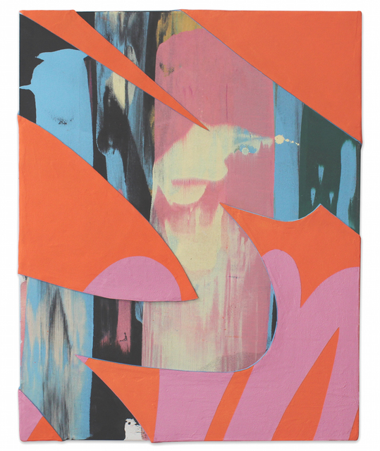 Kathryn MacNaughton, 'Rebound', 2019, Joshua Liner Gallery