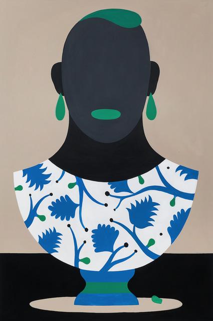 , 'Bust n°4,' 2018, M77 Gallery