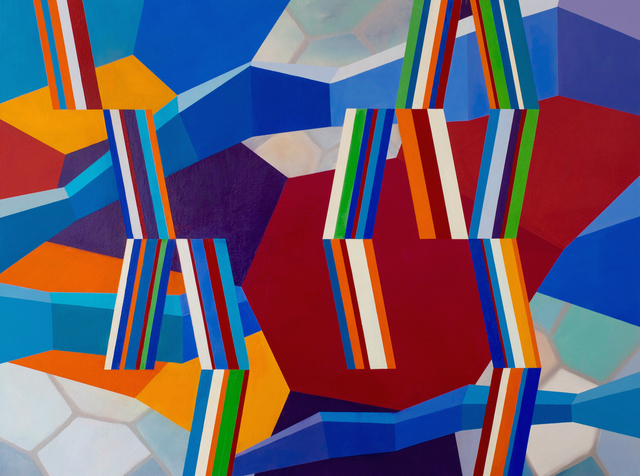 Laura Moore, 'All Bright over Tile', 2015, SHIM Art Network