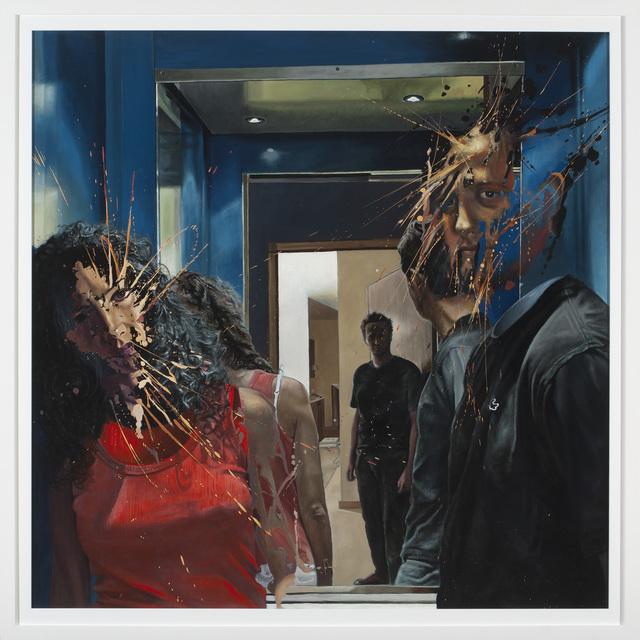 , 'Between Us,' 2019, RJD Gallery
