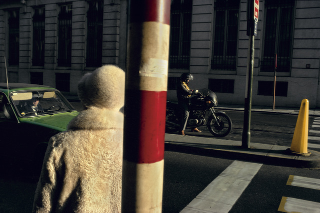, ' Rue Royale, Brussels,' 1981, FOMU - Photo Museum