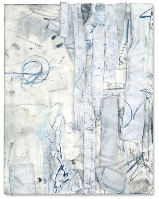 Deborah Winiarski, 'White Birches III', 2015, Elizabeth Clement Fine Art