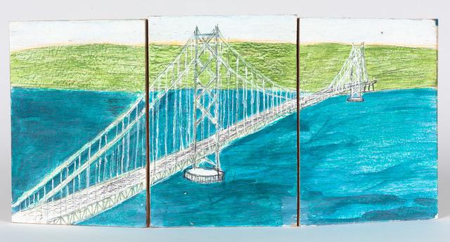 Lance Rivers, 'Untitled', 2015, Creativity Explored