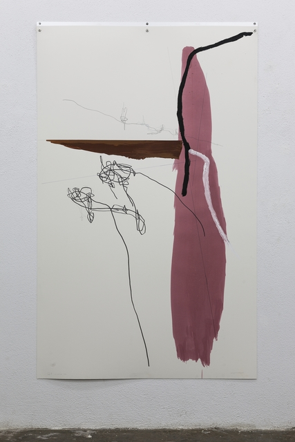 ", '""HERBARIUM (madrid) nº 3"",' 2014, Galería Juana de Aizpuru"