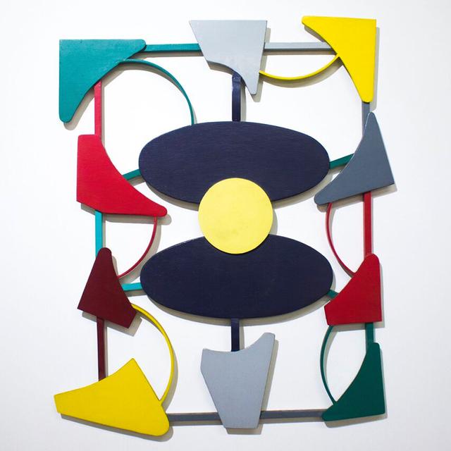 """, 'Planos y Color liberados """"Pintura Madi"""",' 1947, Leon Tovar Gallery"""