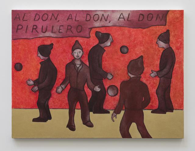 , 'Al Don, Al Don Pirulero,' , Galerie Camille