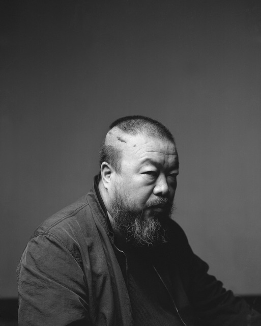 , 'Ai Weiwei,' 2009, National Gallery of Victoria