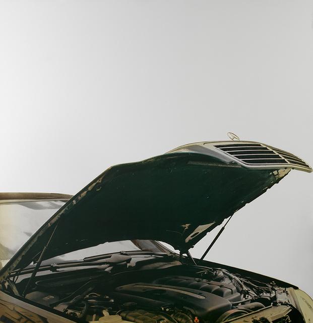 Michelangelo Pistoletto, 'Lavoro – Cofano', 2008-2011, Luhring Augustine