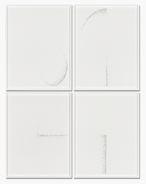 , 'Untitled (quartet),' 2014, Cecilia de Torres Ltd.