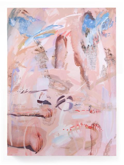, 'The sky is full of crooked limbs,' 2016, EUQINOM Gallery