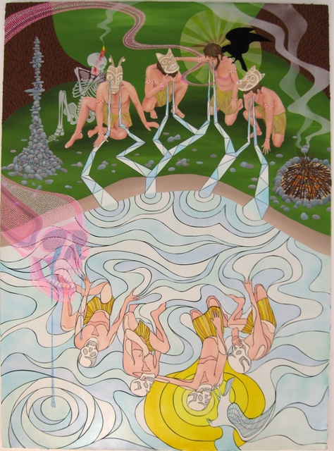 , 'Mortal Reflection,' 2006, IKON Ltd. Contemporary Art