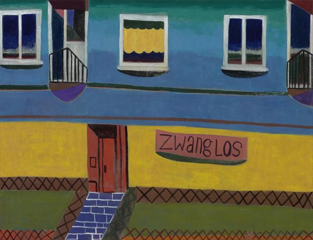 , 'Zwanglos,' 2017, Victoria Miro