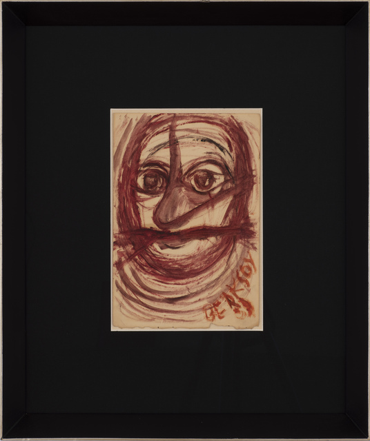 , 'Süleyman Nazif,' 1959, Galerist