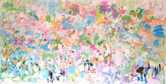 , 'Echappées 7064,' 2017, Galerie Marie-Robin