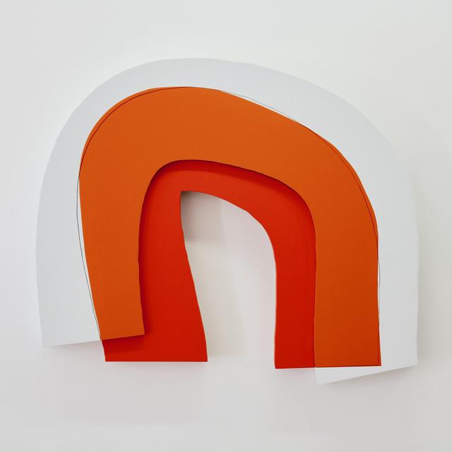 , 'Stroke Weight 120-1,' 2017, Galerie Richard