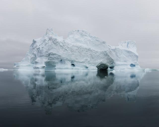 ", 'Ilulissat 10, 07/2015, 69° 16' 48"" N, 51° 19' 16"" W,' 2015, Galerie Nikolaus Ruzicska"
