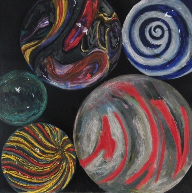 ", '""Planets"",' 2013, Fucares"