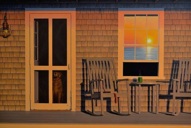 , 'Golden Morning,' 2015, Quidley & Company