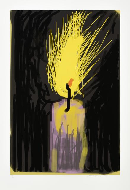 , 'Flame,' 2009, Galerie Lelong & Co.