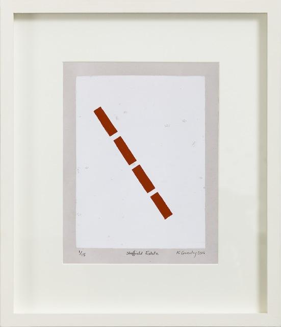 , 'Sheffield Estate,' 2016, Paul Stolper Gallery