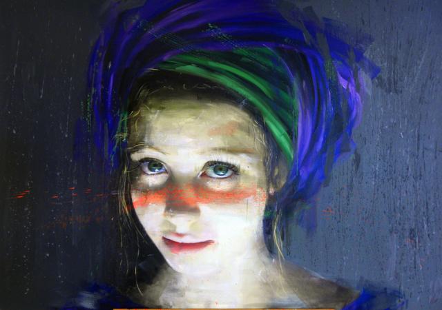, 'Sophia I. 5,' 2017, Galerie LeRoyer
