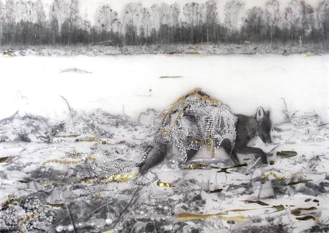 , 'Pearl River,' 2017, Callan Contemporary
