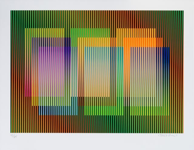 , 'Serie Cardíaca Rectángulo 3,' 2015, Marion Gallery