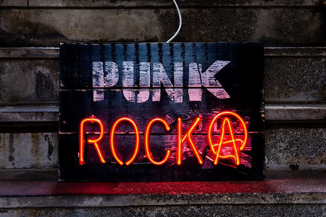 Mark Sloper, 'Punk Rocka ', Flat Space Art