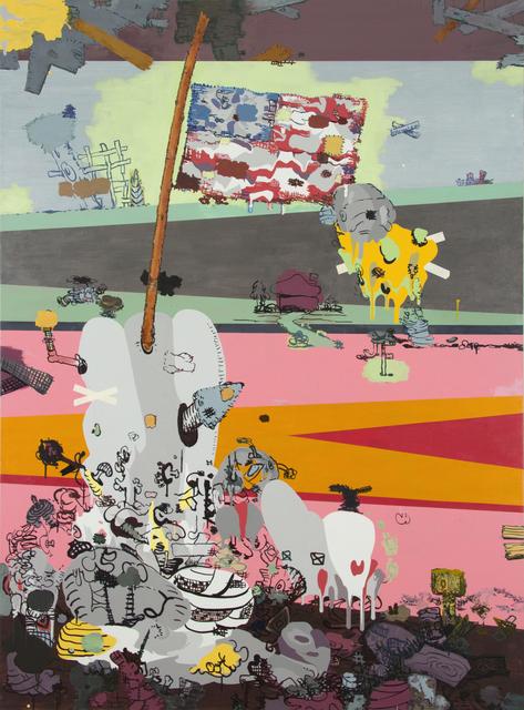 , 'My American Painting,' 2015, Pierogi