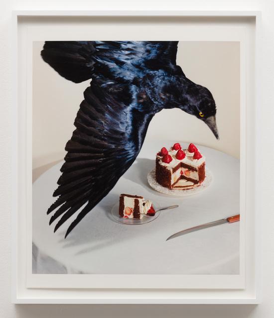 , 'Raven and Cake,' 1980, Anat Ebgi