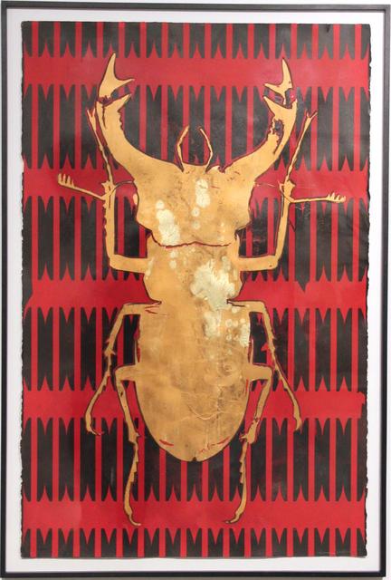 Kendell Geers, 'Wittgensteins Beetle 6392', 2018, Mario Mauroner Contemporary Art Salzburg-Vienna