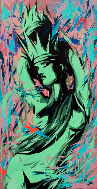 , 'Miss Liberty,' 2014, Imitate Modern